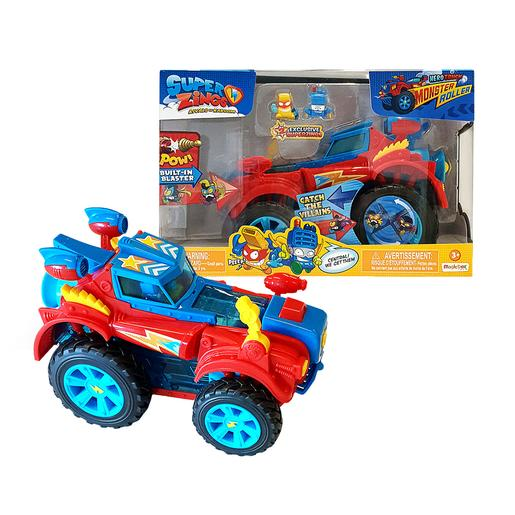 SuperZings - Playset Monster Roller Heroe