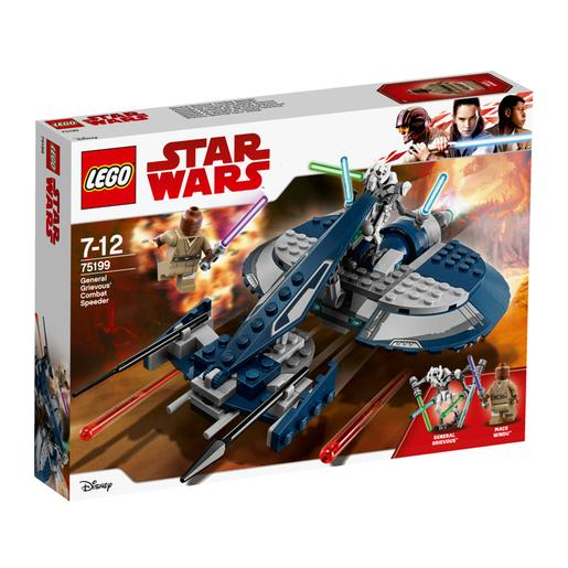 LEGO Star Wars - Speeder de Batalha do General Grievous - 75199