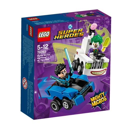 LEGO Super Heroes - Mighty Micros Nightwing vs The Joker - 76092