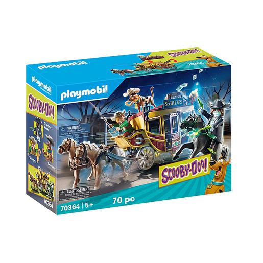 Playmobil - Scooby Doo Adventure no Wild West - 70364
