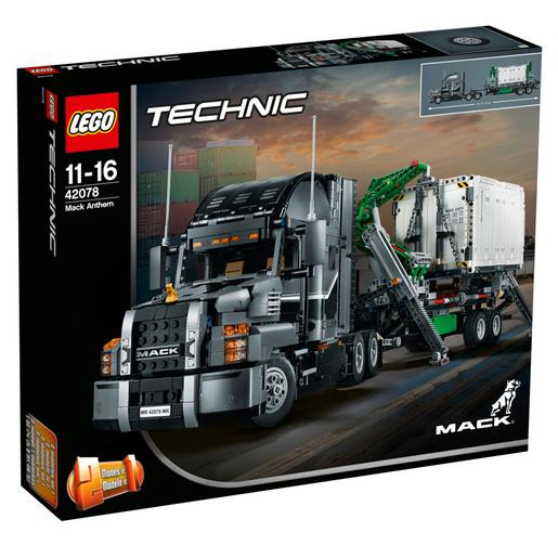 LEGO Technic - Mack Anthem - 42078