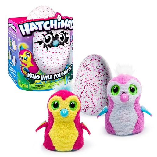 Hatchimals - Penguala Rosa