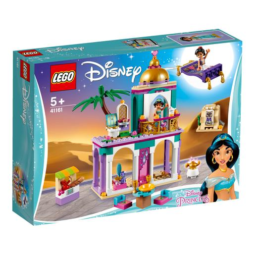 LEGO Disney Princess - As Aventuras de Aladdin e Jasmine no Palácio - 41161