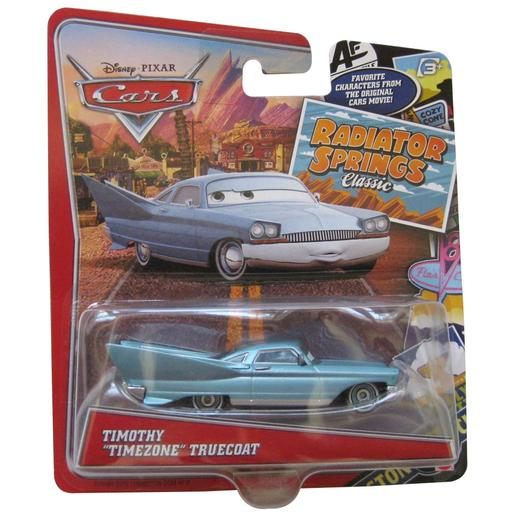 "Cars - Veículo Timothy ""Timezone"" Truecoat"