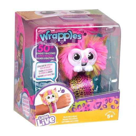 Little Live Pets - Wrapples Meggo Fashion Wraps
