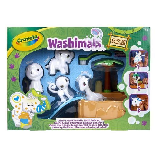 Washimals - Set Safari e Banheira