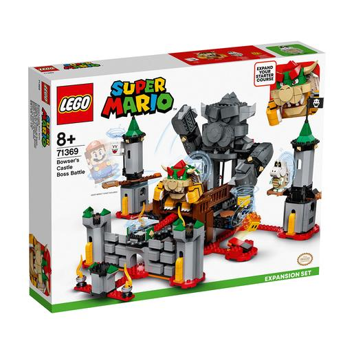 LEGO Super Mario - Set de Expansão: Batalha no Castelo do Bowser - 71369