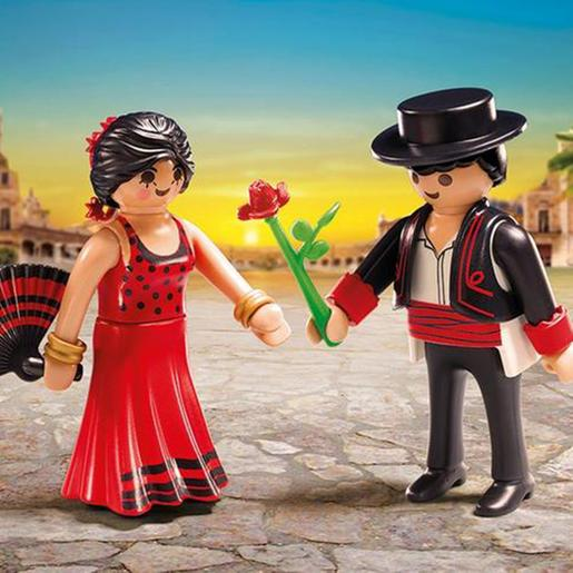 Playmobil - FamilyFun Duo Pack Flamencos - 6845