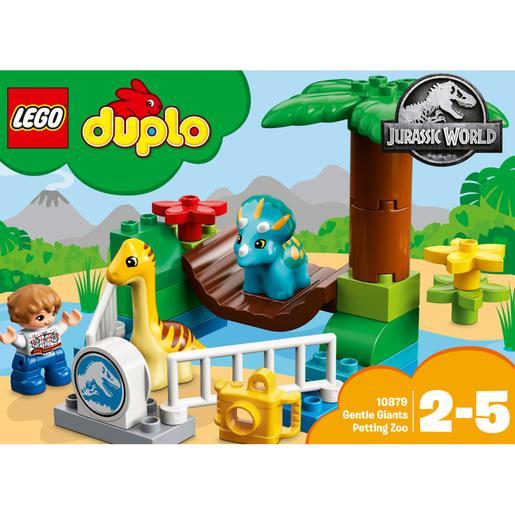 LEGO Duplo - Zoo De Dóceis Animais Gigantes - 10879