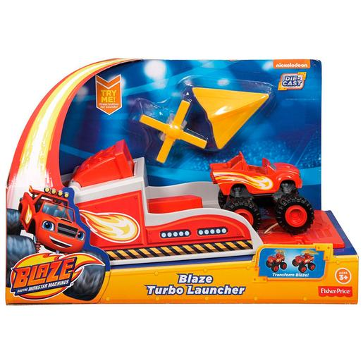 Fisher Price - Blaze e os Monster Machines
