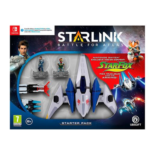 Nintendo Switch - Starlink - Starter Pack