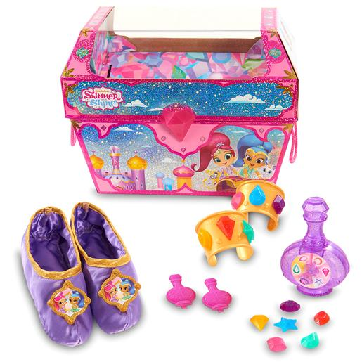 Fisher Price - Shimmer y Shine - Baú Mágico