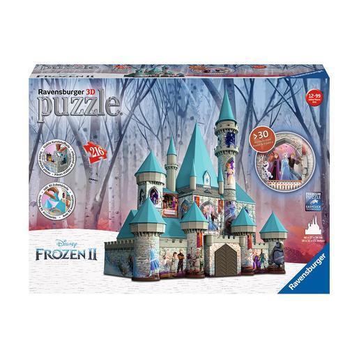 Ravensburger - Puzzle 3D Frozen Ice Castle (11156)