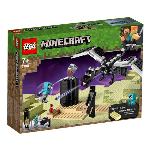 LEGO Minecraft - A Batalha de End - 21151