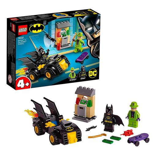 LEGO Super-Heróis - Batman vs. O Assalto do Riddler - 76137