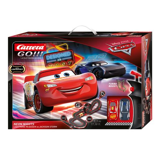 Carrera GO - Circuito Disney Cars