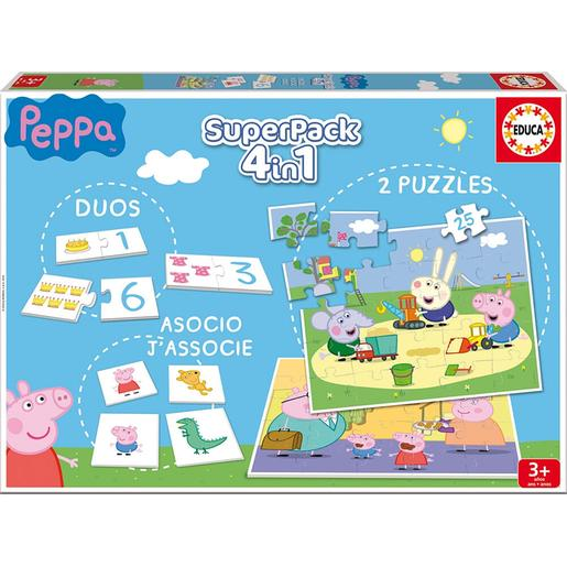 Porquinha Peppa - Super Pack Peppa