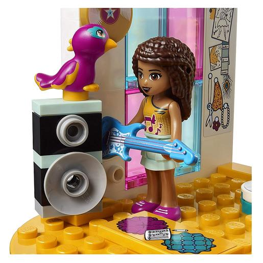 _LEGO Friends - Dormitorio de Andrea
