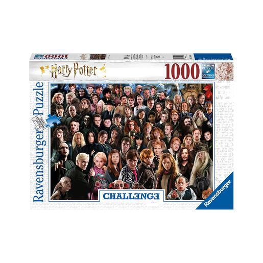 Ravensburger - Puzzle 1000 pcs Desafío Harry Potter