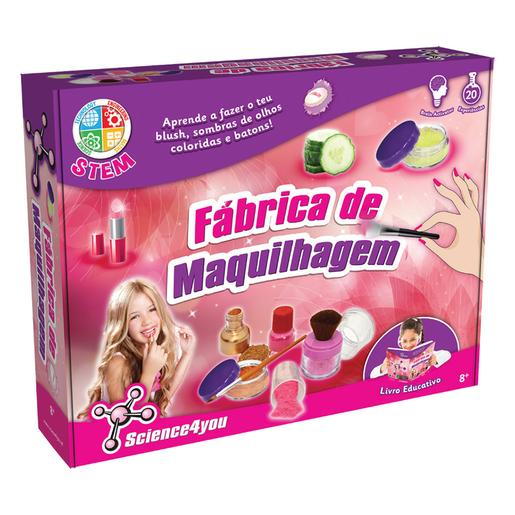Science4you - Fábrica de Maquilhagem