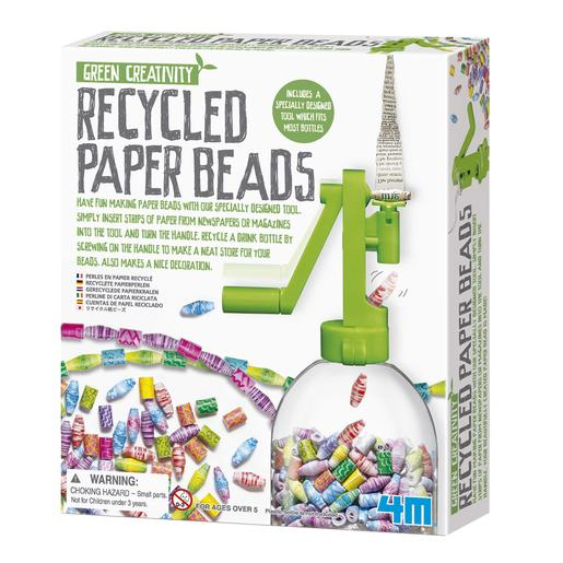 Green Science - Joias de Papel Reciclado