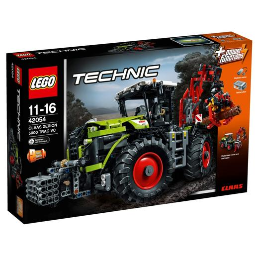 LEGO Technic - CLAAS XERION 5000 TRAC VC - 42054