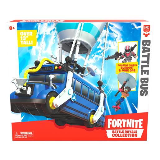 Fortnite - Autocarro Battle Bus