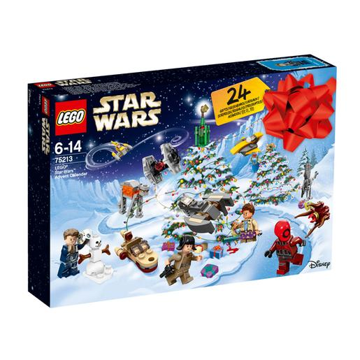 LEGO Star Wars - Calendário do Advento - 75213