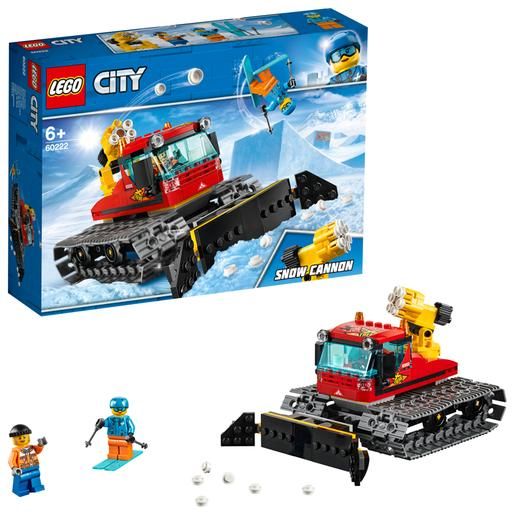 LEGO City - Limpa-neves - 60222