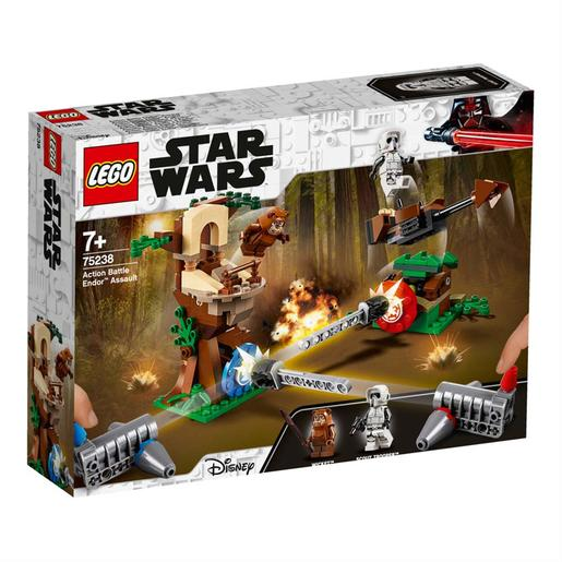 LEGO Star Wars - Action Battle: Assalto Endor - 75238