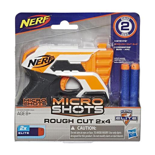 Nerf N-Strike Elite - MicroShots Rough Cut