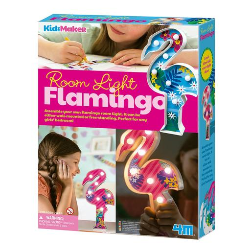Set Decora a Tua Luz Flamingo