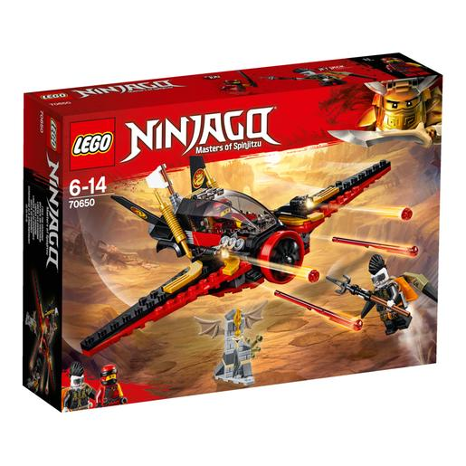 LEGO Ninjago - Caça do Destino - 70650