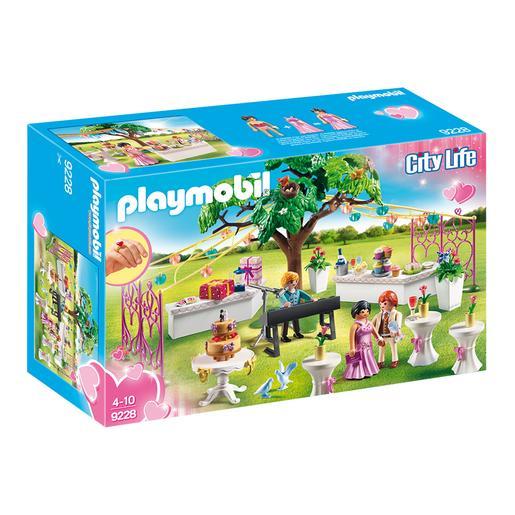 Playmobil City Life - Banquete de Bodas - 9228