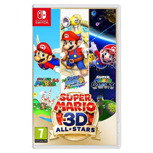 Nintendo Switch - Super Mario 3D All-Stars