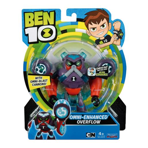 Ben 10 - Omni Enchanced Overflow - Figura Básica