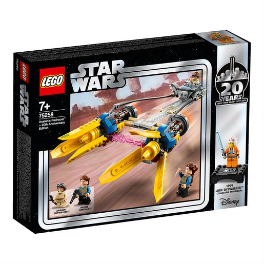 LEGO Star Wars - Podracer do Anakin - 75258