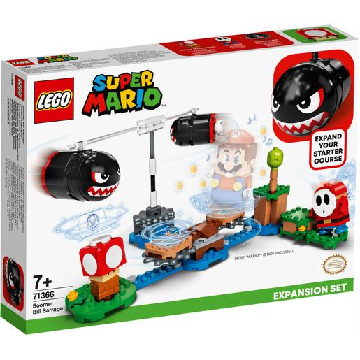 LEGO Super Mario - Set de Expansão: Avalanche de Bills Balázio - 71366