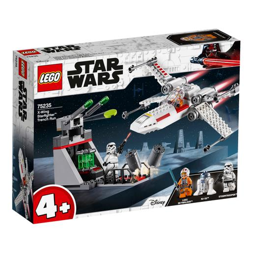 LEGO Star Wars - Raide de X-Wing Starfighter - 75235