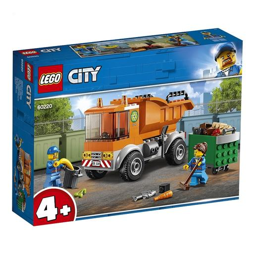 LEGO City - Camião do Lixo - 60220