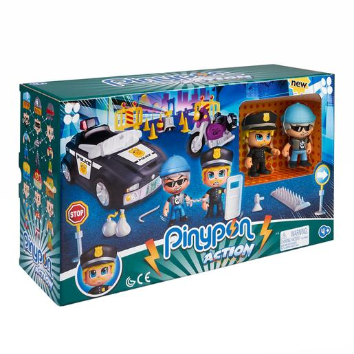 Pinypon - Pack Exclusivo Pinypon Action