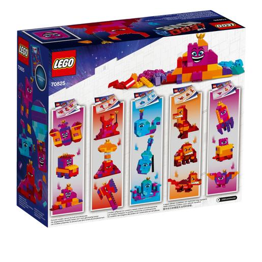 LEGO Movie 2 - Whatever Box da Rainha Watevra! - 70825