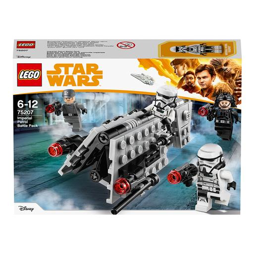 LEGO Star Wars - Pack de Combate Patrulha Imperial - 75207