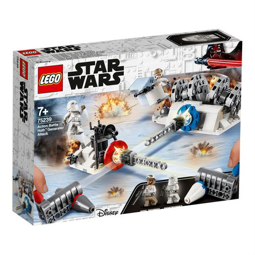 LEGO Star Wars - Ataque ao Gerador Action Battle Hoth - 75239