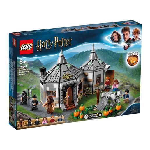 LEGO Harry Potter A Cabana de Hagrid: O Resgate de Buckbeak - 75947