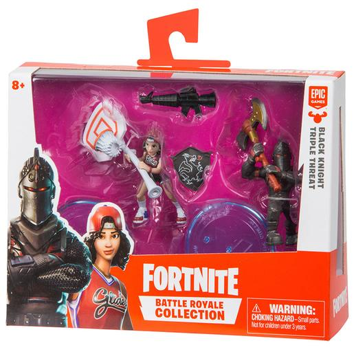 Fortnite - Pack 2 Figuras - Battle Royale Collection (vários modelos)