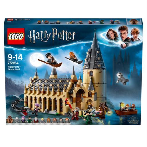 LEGO Harry Potter - Hogwarts Great Hall - 75954