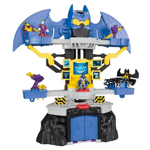 Fisher Price - Imaginext DC - Batcaverna Transformável