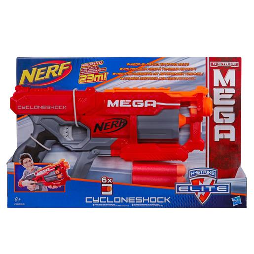 Nerf Elite - Mega Cyclone Six