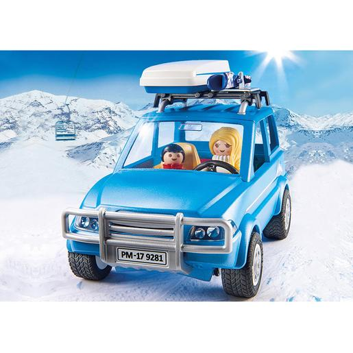 Playmobil - Carro de Neve - 9281